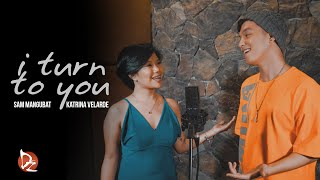 I Turn To You - Sam Mangubat & Katrina Velarde
