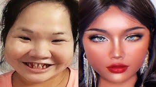 Asian Makeup Tutorials Compilation 2020 - 美しいメイクアップ / part211