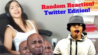 YALL GOT NO CHILL! | Random Reaction | Twitter Edition