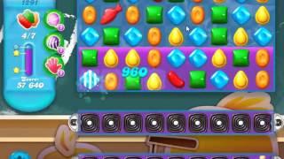 Candy Crush Soda Saga Level 1291 - NO BOOSTERS