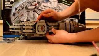 Лего Звездные войны. Сокол тысячелетия.MOV