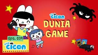 Terjebak di Dunia Game - Fun Cican Official Motion Comic