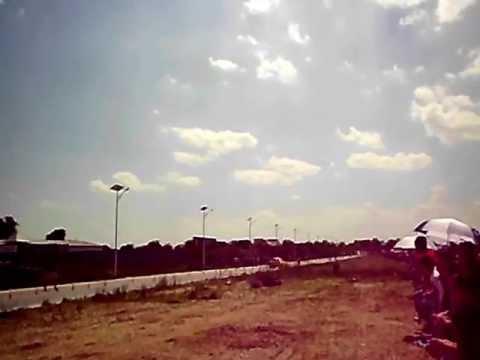 "Accident China town (curse de drag 400m )""Legal Racing"""