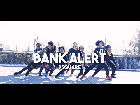 PSquare - Bank Alert | Meka Oku Choreography [ShoDem]