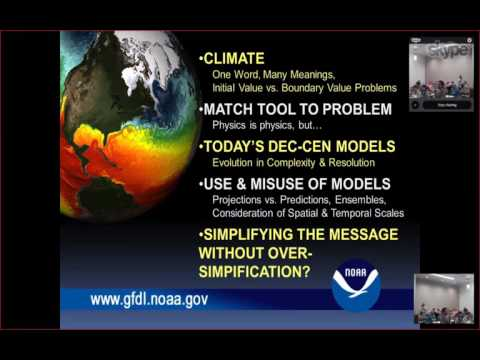 Keith Dixon - Global Climate Modeling