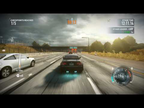 Need For Speed The Run # Stage 1 Interstate 580