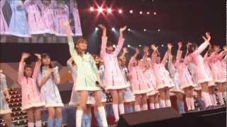 ベリキュー10周年おめでとう! ご一緒にどうぞ Berryz工房×℃-ute 『超HAPPY SONG』 (LIVE!) http://www.youtube.com/watch?v=UPMmWZMG5A4.