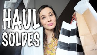 HAUL #12 ♡ SOLDES WINTER !