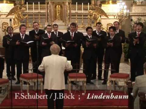 Vienna Vocalists, Ensemble of the Vienna State Opera Chorus, F Schubert, J Böck : Der Lindenbaum