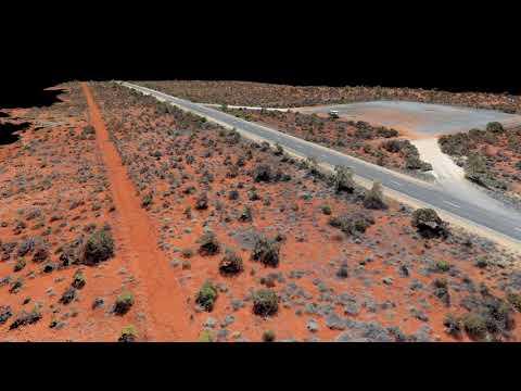 Engineering Survey for Truck Parking Bay - Stuart Highway MM31