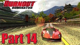 Burnout Dominator HD Playthrough Part 14