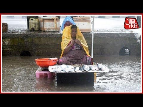 Monsoon Rains Displaces Over 25,000 People in Flood-Hit Gujarat: Aaj Subah