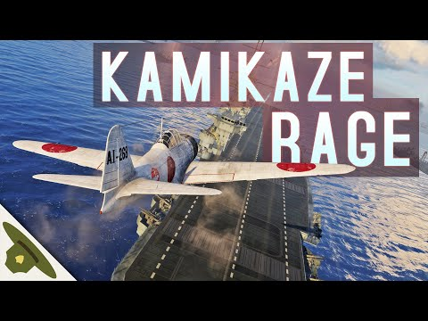 This Kamikaze attack made the Americans RAGE in the chat! - BATTLEFIELD 5