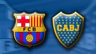 Барселона  - Бока Хуниорс