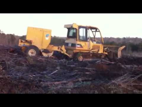Forestry Solutions C G Tree Planter Youtube
