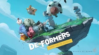 Deformers - Snack Attack Food Pack!