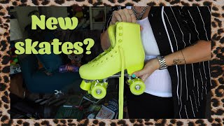 WHAT TO DO WHEN YOU GET NEW ROLLER SKATES! Watch this before putting on your roller skates!