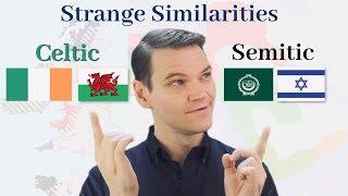 Strange Similarities Between Celtic & Semitic Languages!