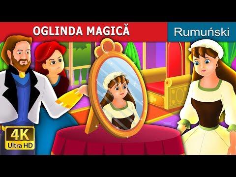 OGLINDA MAGICĂ   Povesti pentru copii   Romanian Fairy Tales