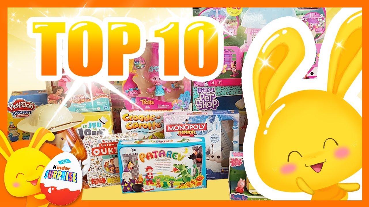 top 10 jouets noel 2018 Top 10 des Jouets de 2018   Idées de cadeaux enfants   Touni Toys  top 10 jouets noel 2018