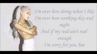 Ariana Grande - Focus (Lyric Video)