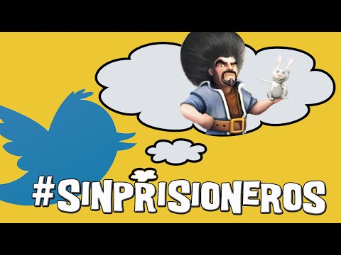 Conejitos y Pelo Afro - Todo Magos | #SinPrisioneros | Descubriendo Clash ...