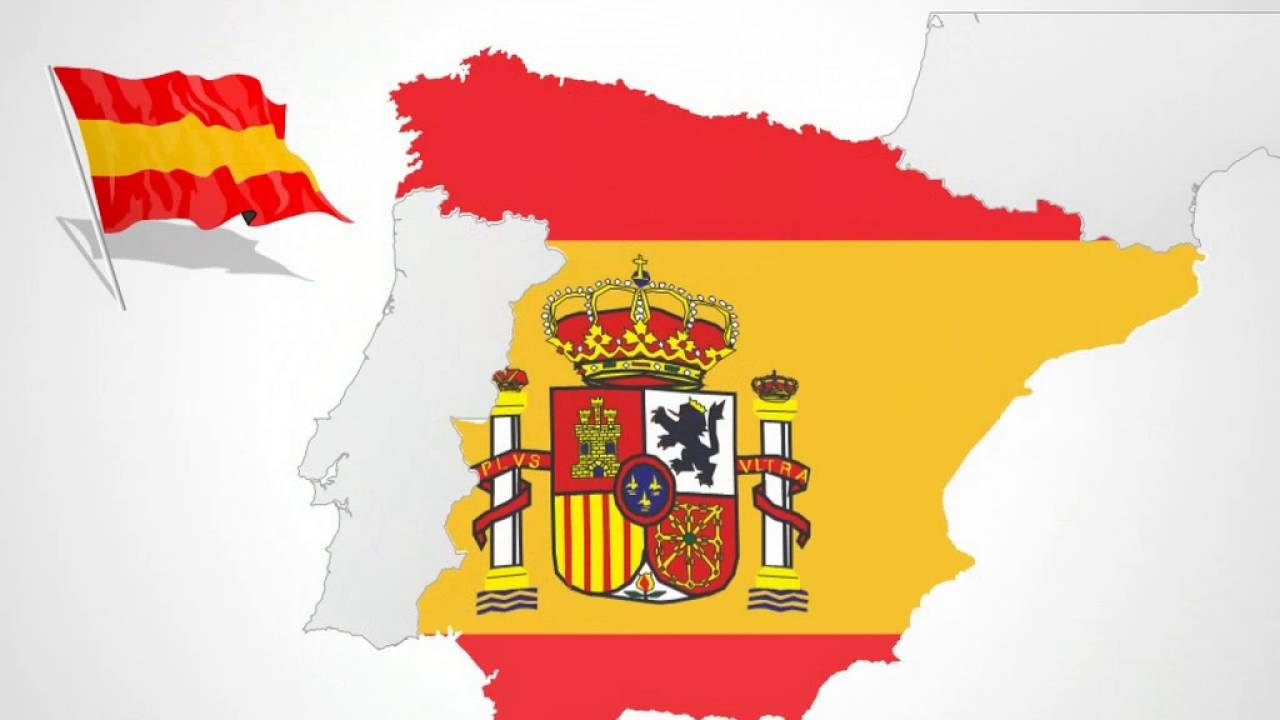 spain maps - spain powerpoint maps - presentation - youtube, Modern powerpoint