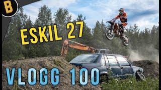 FLYGER med CROSS över 940!!  (vlogg 100) thumbnail
