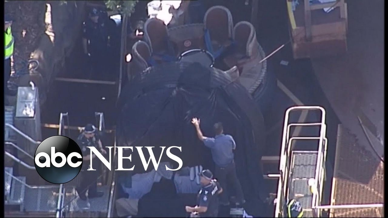 Deadly Amusement Park Accident in Australia