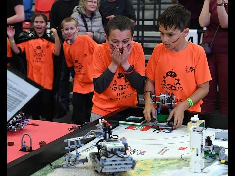FIRST Finals: Lego League and Tech Challenge 2017
