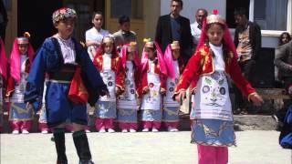 Van Edremit Köprüler İlk ve Ortaokulu Ulusal Egemenlik ve Çocuk Bayramı Fotoğrafları/23 Nisan 2013
