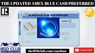 Major Changes To The New American Express Blue Cash Preferred - Cash Back,Netflix,Uber,Lyft,Amazon