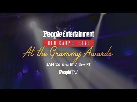 2020 Grammy Awards Red Carpet LIVE | PeopleTV