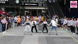 随唱谁跳 KPOP Random Dance Game in China 深圳站小型路演(第一次)