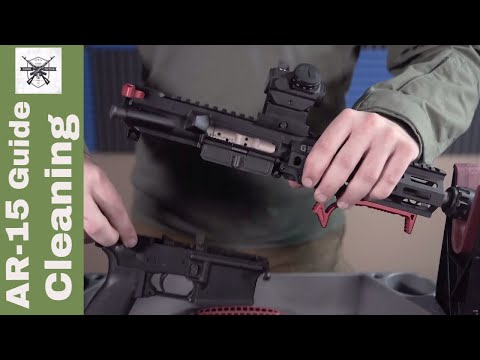 Ultimate Guide to Cleaning Your AR-15
