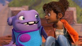 KONEČNĚ DOMA od studia DreamWorks - oficiální trailer - ČESKÁ REPUBLIKA