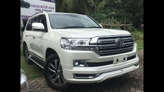 2017 Toyota Landcruiser ZX Startup And Review
