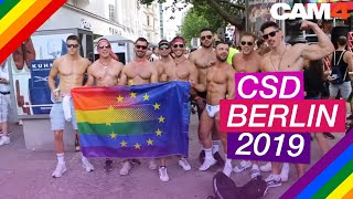 CSD Berlin 2019 - So GEIL war es