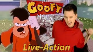 A Goofy Movie - After Today (Shot-for-Shot Live Action Remake)