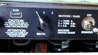 Fender Prosonic Custom Shop Amp In Sea Foam Green