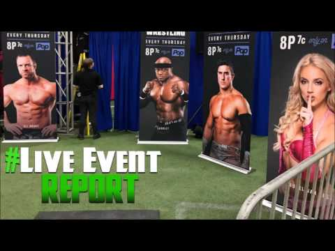 GFW LIVE Report 8.4.17 - King of the Mountain Podcast
