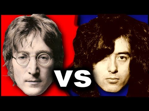 The Beatles vs Led Zeppelin - Which is the Greatest Band Ever? - 1960's Music vs 1970's Music