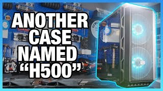 Cooler Master H500 Review: $50 Cheaper, More Mesh