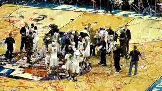** 2011 NCAA Mens Basketball National Championship  ( UConn Huskies ) **