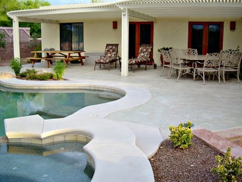 Cement Stainers.com LLC - Tucson, Arizona - Premier Cement Staining and Polishing