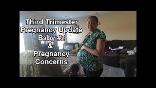 Third Trimester Pregnancy Update & Concerns