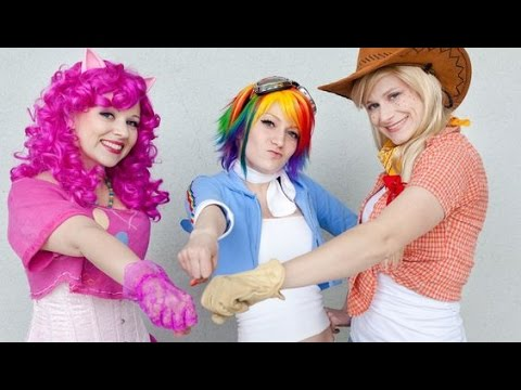 My Little Pony Cosplay ! My Little Pony: Friendship Is Magic ! MLP Cosplay ! Brony Cosplay ! MLP from YouTube · Duration:  46 seconds