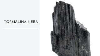 TORMALINA NERA - GOSSIP CRISTALLINO