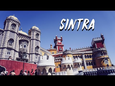 Sintra's Castles in the Sky | Top Sights in Sintra | Portugal Vlog #4