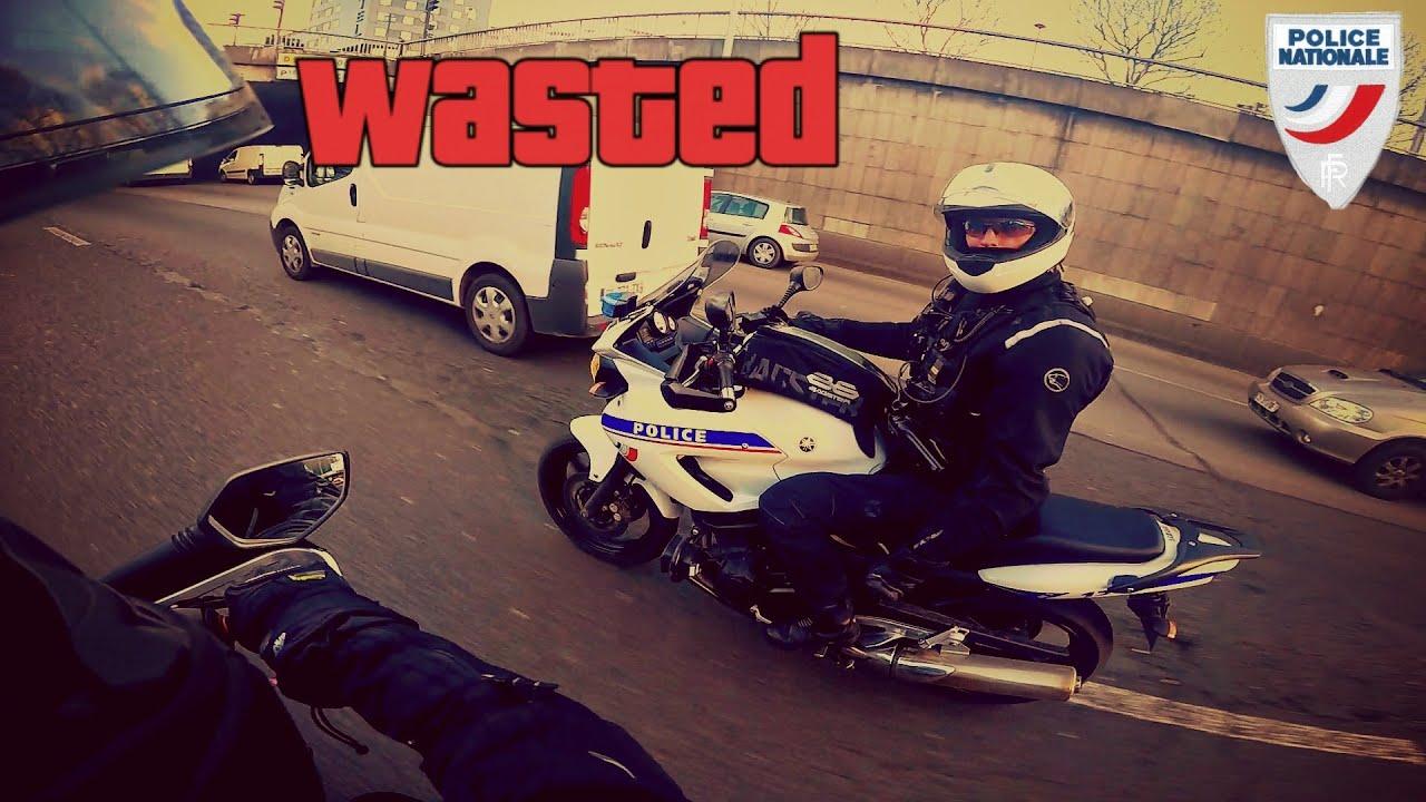 arrestation de jaywalking